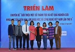 Cong ty Duoc Lieu Phuong Dong tham du trien lam tai Hai Phong