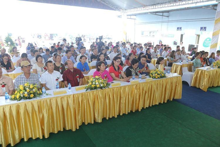 Sự kiện ghi nhận sự góp mặt của những chuyên gia đầu ngành lĩnh vực y dược