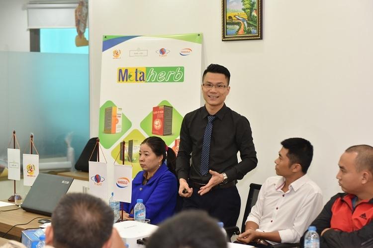 Toàn thể nhân viên tham gia hoạt động đào tạo nội bộ của Công ty