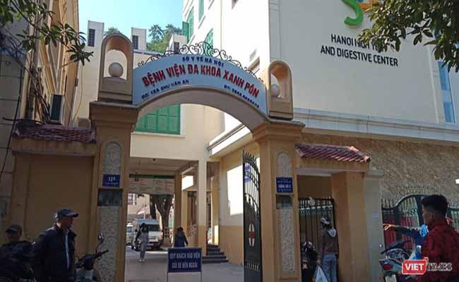Bệnh viện Xanh Pôn là địa chỉ khám đau dạ dày tốt