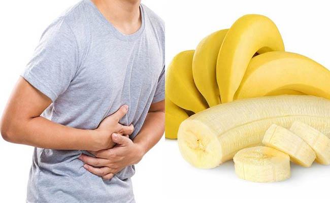 Chuối rất tốt cho người bệnh đau dạ dày