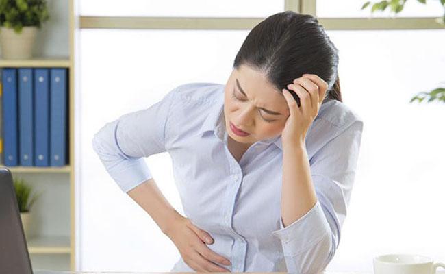 Chướng bụng, đầy hơi là triệu chứng của đau dạ dày