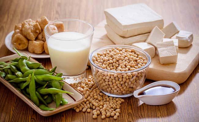 Đậu nành và chế phẩm từ chúng không tốt cho người bệnh gout
