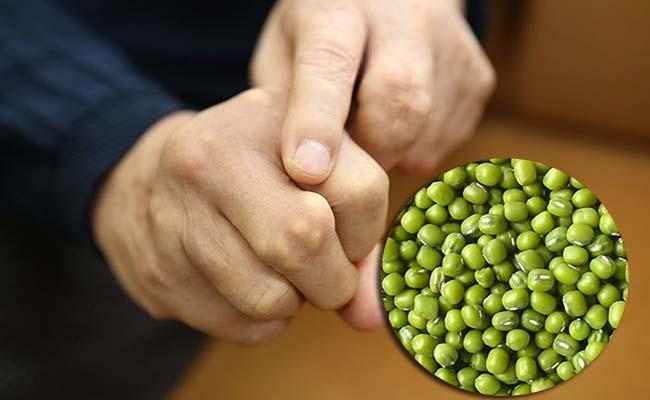 Chữa bệnh gout bằng đậu xanh là phương pháp được nhiều người truyền tai nhau