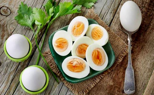 Giá trị dinh dưỡng từ trứng gà đỗi với sức khỏe