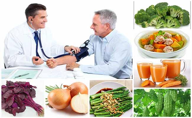 Người tiểu đường nên chú ý chế độ ăn uống