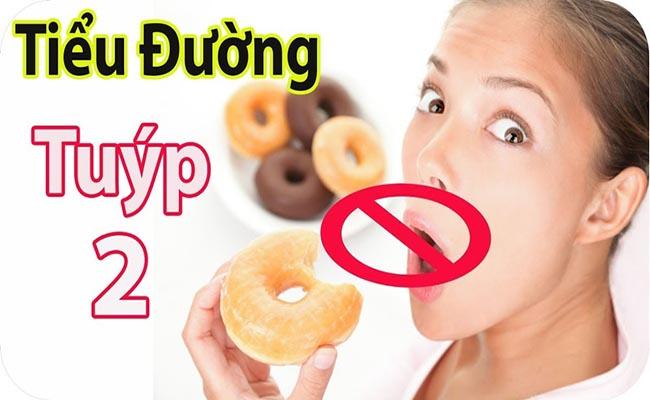 Người bệnh tiểu đường nên chú ý ăn uống khoa học