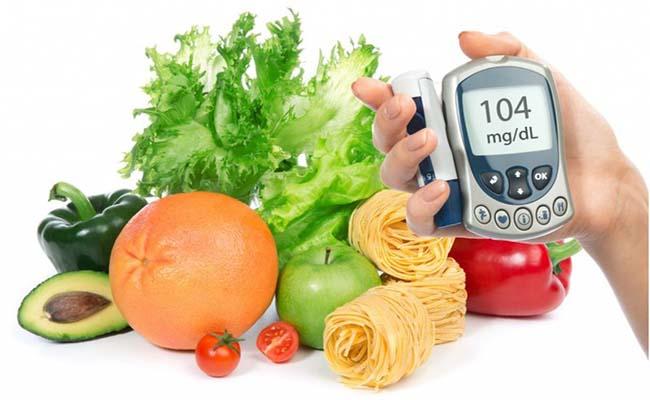 Chế độ ăn uống của người bệnh tiểu đường cần chú ý nhiều vấn đề