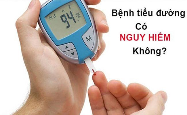 Bệnh tiểu đường có nguy hiểm không đang là băn khoăn của nhiều người