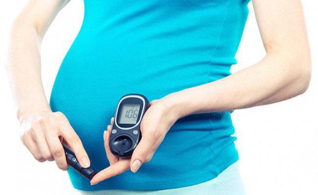 Tiểu đường thai kỳ khá phổ biến hiện nay
