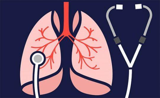 Tiểu đường biến chứng qua phổi