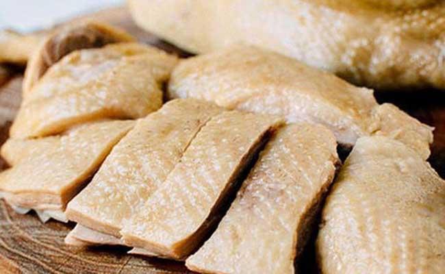 bệnh tiểu đường ăn được thịt vịt không