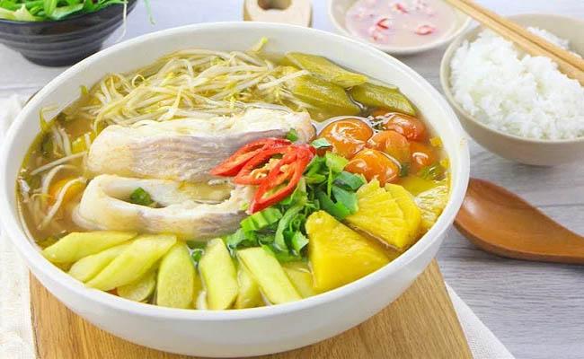 Canh cá vừa thơm ngon lại bổ dưỡng cho sức khỏe