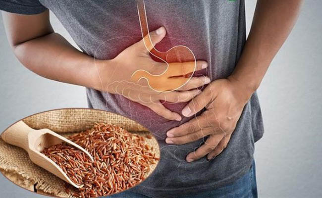 Chữa đau dạ dày bằng gạo lứt rất hiệu quả