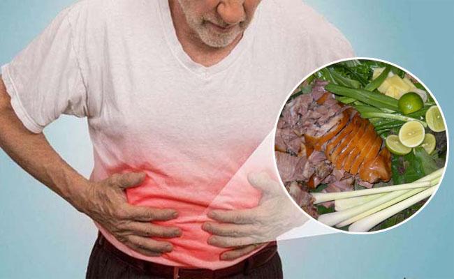 Mắc bệnh đau dạ dày có được ăn thịt chó không?