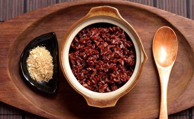 Dùng gạo lứt làm phương pháp thực dưỡng