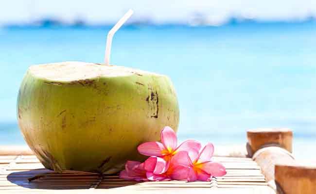 Tiểu đường có được uống nước dừa không
