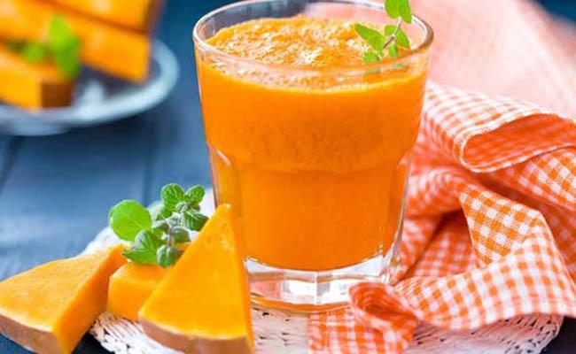Sinh tố đu đủ thơm ngon có tác dụng giảm đau dạ dày