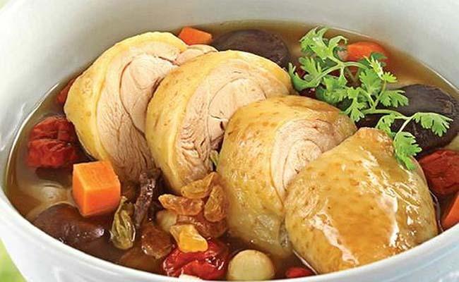 Thịt gà có thể chế biến thành nhiều món ăn thơm ngon, bổ dưỡng tốt cho người bệnh tiểu đường
