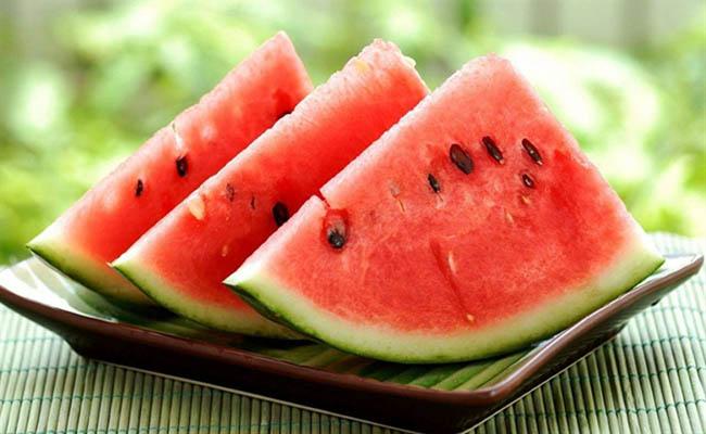 Vỏ dưa hấu chứa nhiều acid folic tham gia vào quá trình tạo máu rất tốt cho người tiểu đường