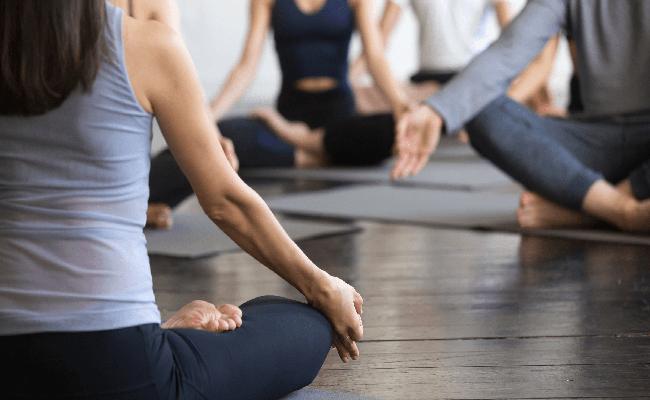 Yoga chữa đau dạ dày