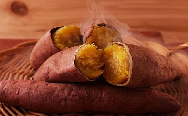 Không nên ăn khoai lang khi đang đói bụng