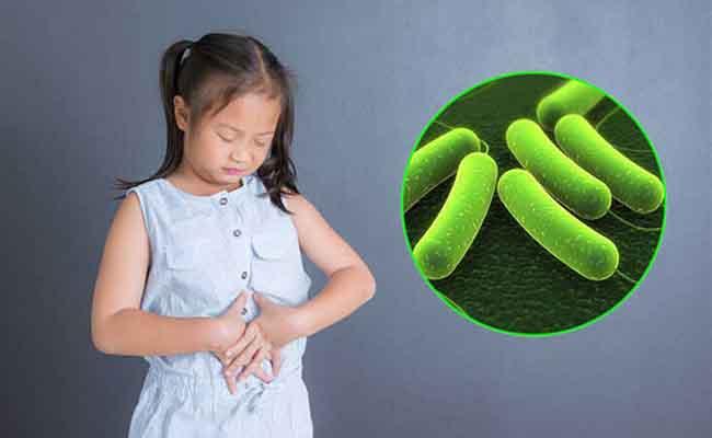 Cần chú ý khi chăm sóc trẻ bị đau dạ dày do vi khuẩn HP
