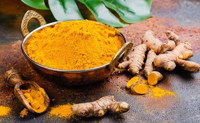 Tinh bột nghệ chữa lành vết viêm loét, giảm ợ hơi, ợ chua, trung hòa acid dạ dày