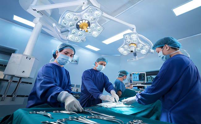 Phẫu thuật xuất huyết dạ dày