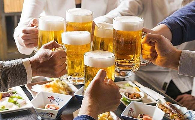 Kiêng rượu bia