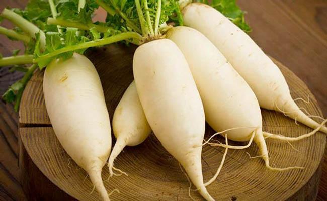 tiểu đường có ăn được củ cải trắng không