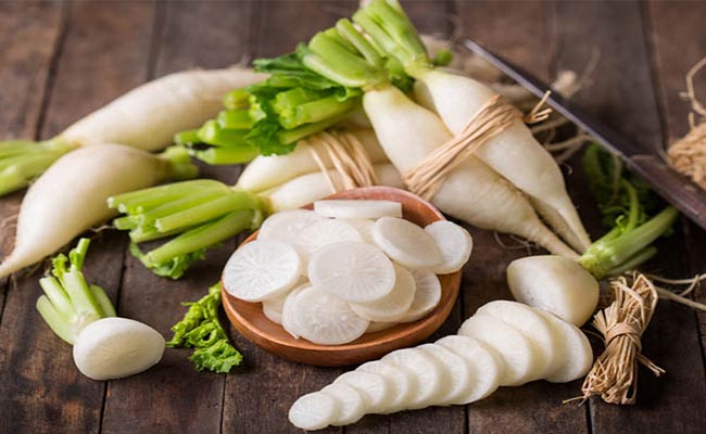 tiểu đường có ăn được củ cải không