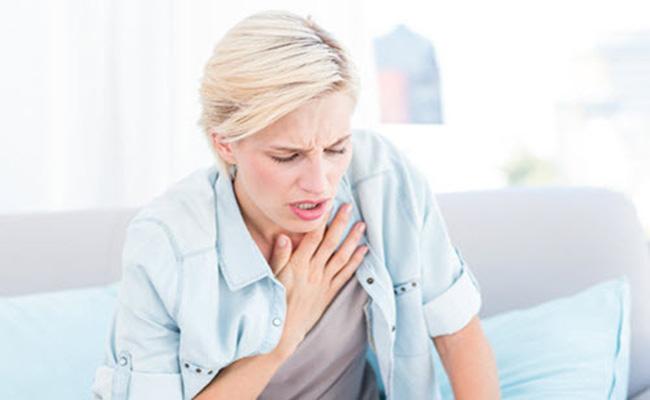 Viêm dạ dày gây khó thở rất nguy hiểm