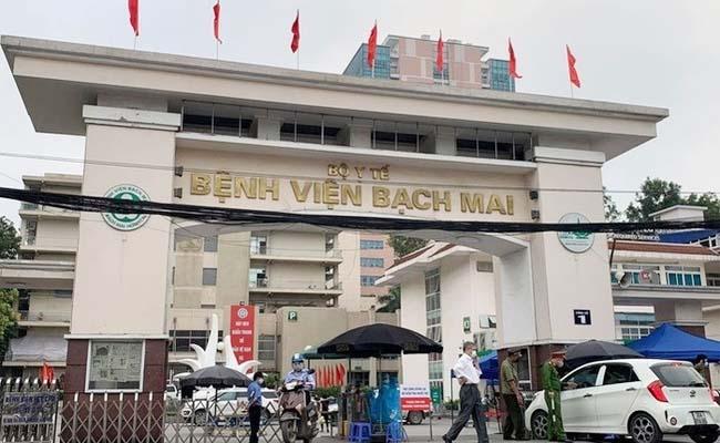 Bệnh viện Bạch Mai là địa chỉ được nhiều bệnh gout tìm đến