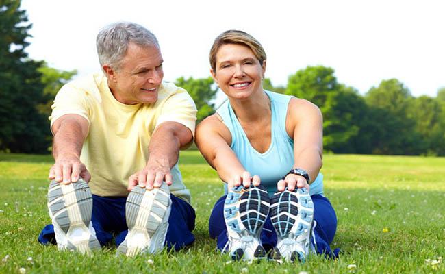Tập thể dục có lợi cho sức khoẻ