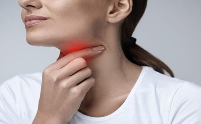 Khoai lang có thể giảm khô họng, đau họng