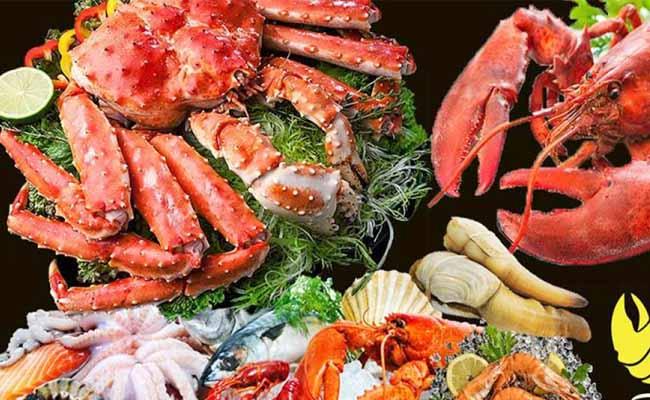 Ăn nhiều hải sản có nguy cơ làm tăng axit uric
