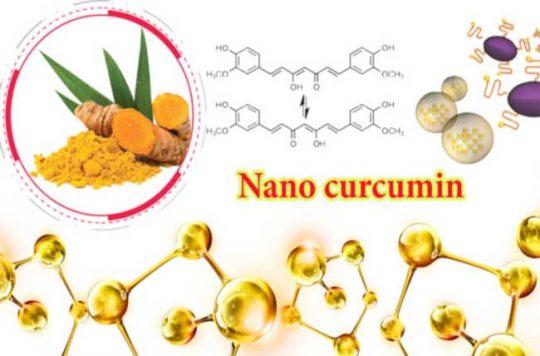 Nano Curcumin giúp tăng cường thẩm thấu vào cơ thể gấp nhiều lần thông thường