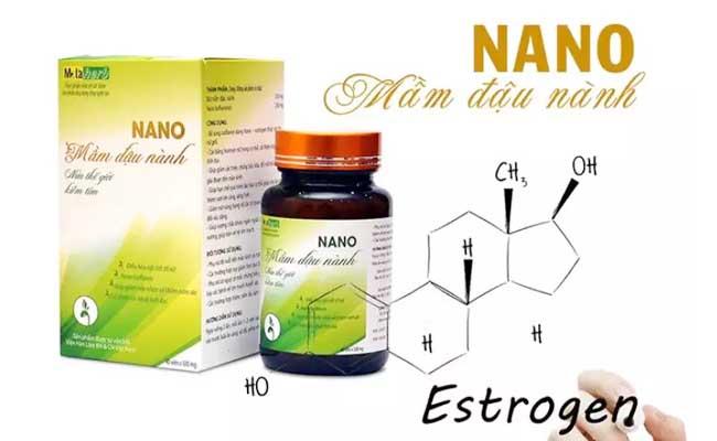 Sản phẩm được bào chế dưới dạng nano giúp tăng cường khả năng hấp thu vào cơ thể gấp nhiều lần