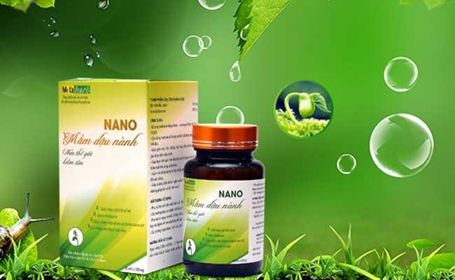 Nano mầm đậu nành Metaherb là sản phẩm vô cùng đặc biệt