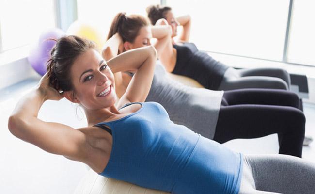 Thể dục giảm béo