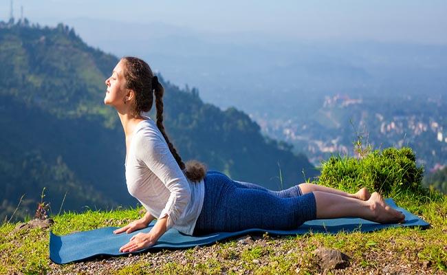 Bài tập yoga tăng nội tiết tố