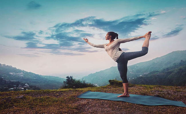Yoga tăng nội tiết tố