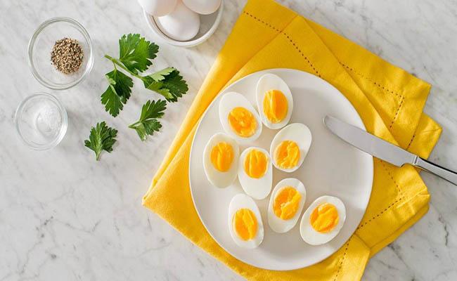 Chữa xuất tinh sớm bằng trứng gà