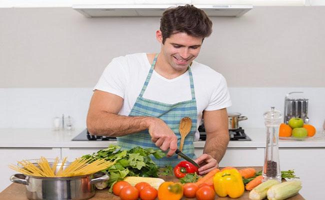 Thực đơn dành cho nam giới bị yếu sinh lý