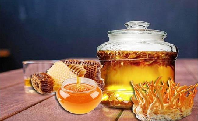 ĐTHT ngâm mật ong tốt cho sức khỏe