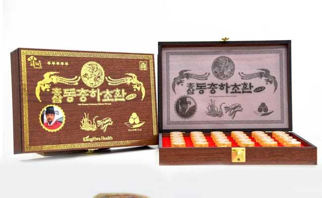 Viên uống Đông trùng hạ thảo Kanghwa Health được khá nhiều người ưa chuộng