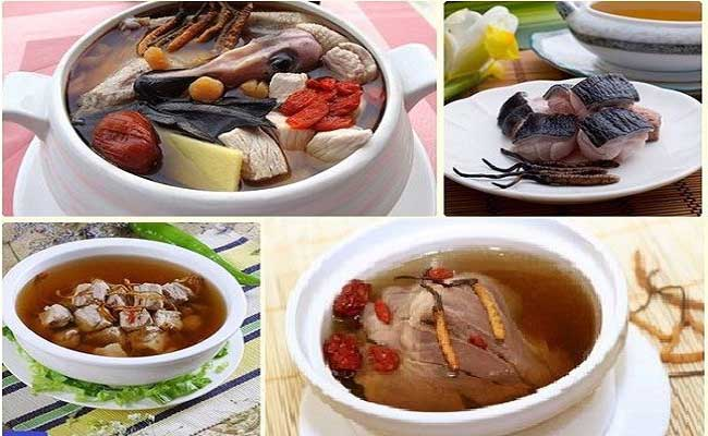 Sử dụng ĐTHT để chế biến nhiều món ăn thơm ngon, bổ dưỡng