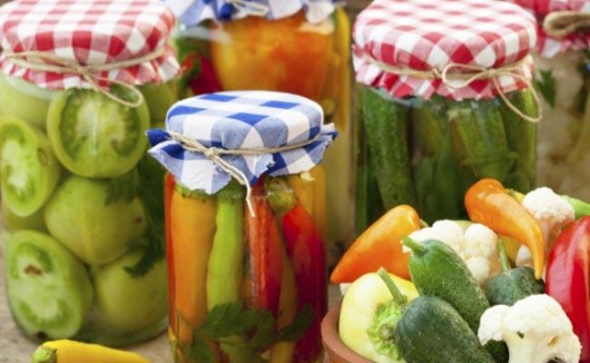 Phương pháp lên men ứng dụng trong chế biến thực phẩm
