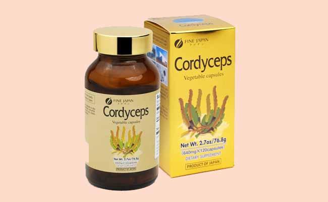 Fina Cordyceps là sản phẩm ĐTHT đến từ Nhật đang bán chạy hiện nay